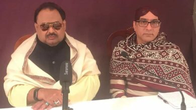 Photo of Sindh people want liberation from slavery of Punjab: MQM chief
