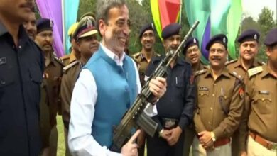 Photo of Two-day workshop of INSAS rifles for Home Guard Department
