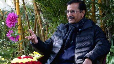 Photo of Kejriwal to take oath at 12.15 p.m. at Ramlila Maidan