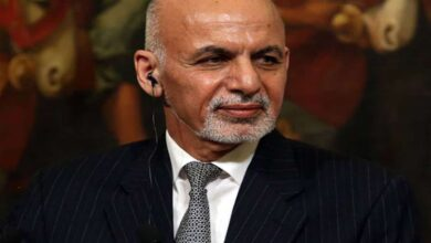 Photo of Ghani to take oath of office on Thursday