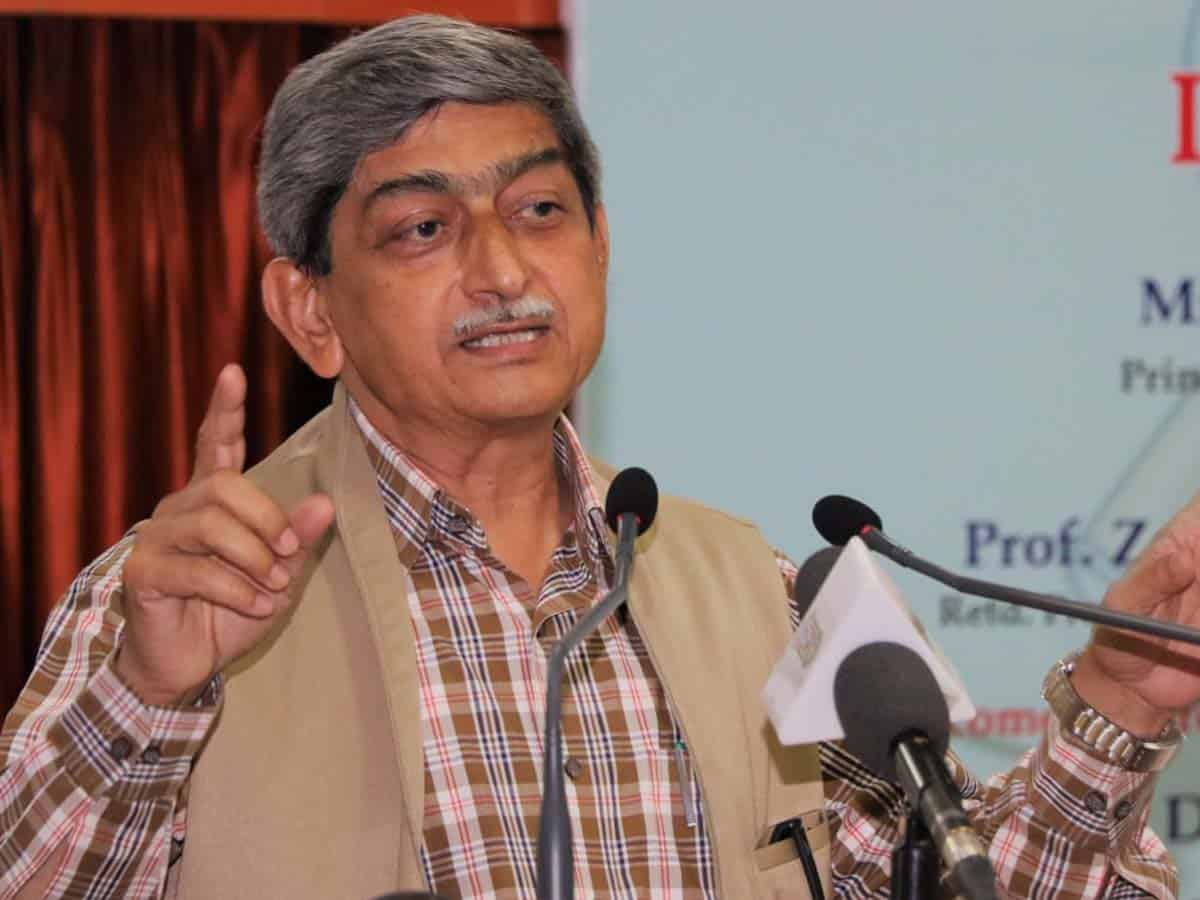 MANUU VC's exit triggers avalanche of accusations against him