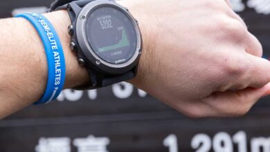 Photo of New 'wristwatch' to boost athletic performance, prevent injury