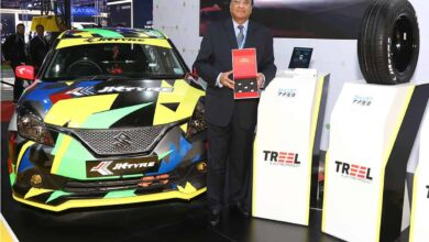 Photo of JK Tyre Launches Revolutionary 'Smart Tyre' at Auto Expo 2020