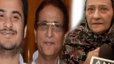 Photo of Azam Khan, wife, son shifted to UP's Sitapur jail