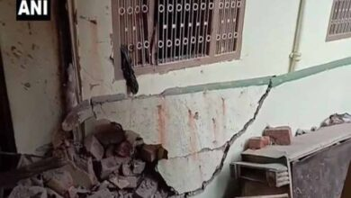 Photo of Five injured in explosion at a house in Patna