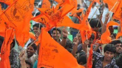 "Photo of Boy forced to chant ""Jai Sriram""; Bajrang Dal leader booked"