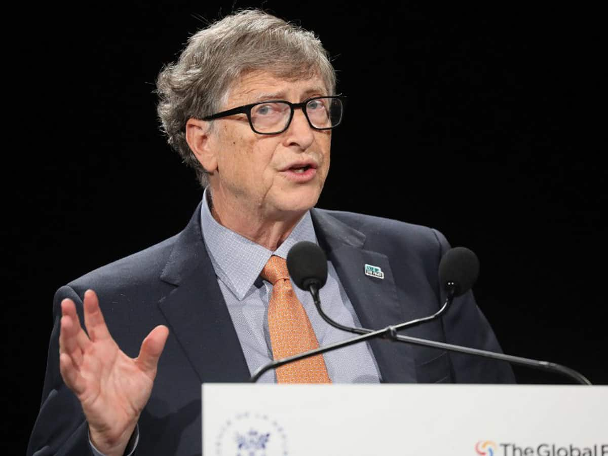 COVID-19 vaccine may take at least 9 months: Bill Gates