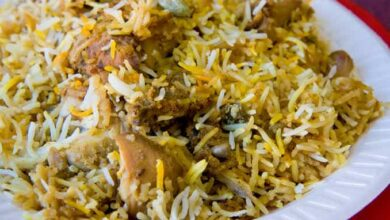 Photo of Biryani, butter chicken most searched Indian food worldwide
