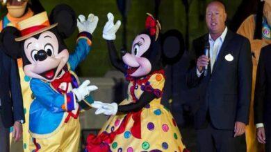 Photo of Bob Chapek succeeds Bob Iger as CEO of Disney
