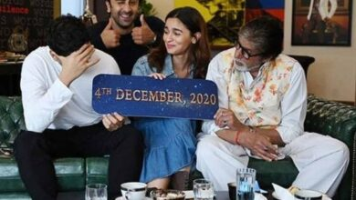 Photo of Brahmastra' to be released on Dec 4 this year