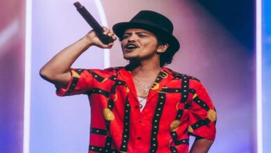 Photo of Bruno Mars to star in Disney's music-driven feature film