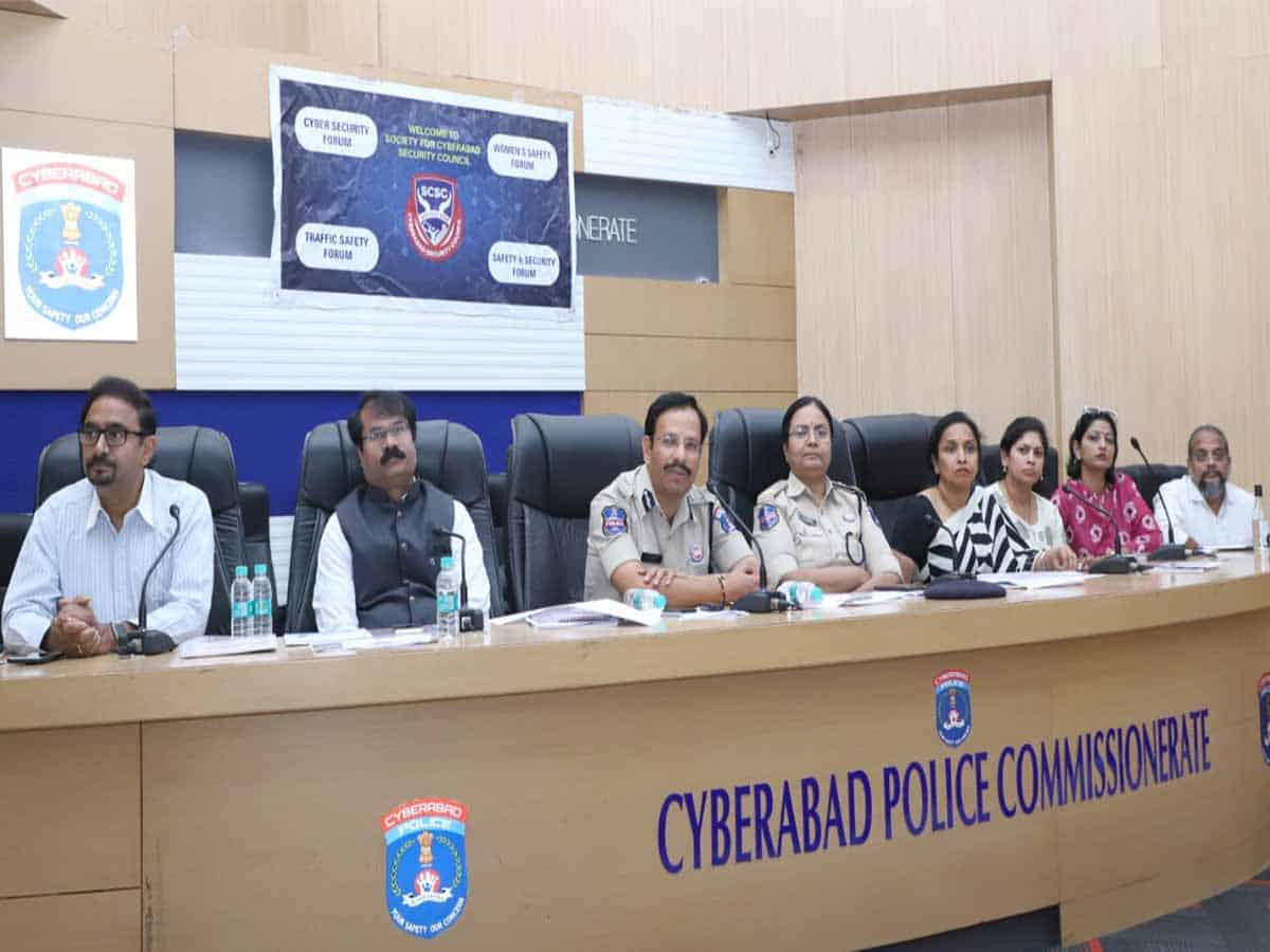 Cyberabad Police to organise women's conclave at HICC