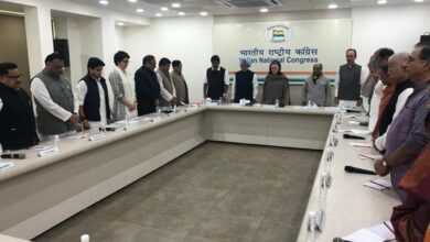 Photo of CWC observes silence for those killed in Delhi violence