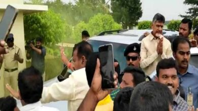 Photo of Andhra: Naidu starts public awareness march against YSRCP govt