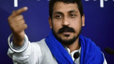 Photo of Hyderabad: Azad booked for making derogatory remarks against woman