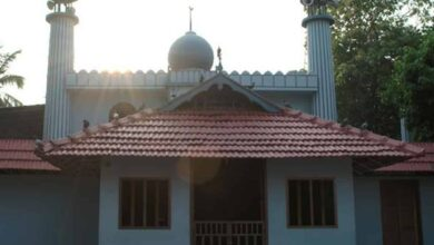 Photo of India's Cheraman Mosque: 1000-year-old lamp continues to shine