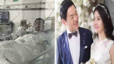 Photo of Doctor who put off wedding to treat patients dies of virus