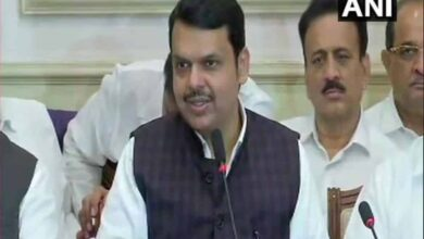Photo of No intention of joining hands with Shiv Sena: Fadnavis