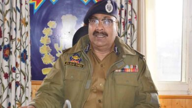 Photo of DGP reviews security situation in Awantipora