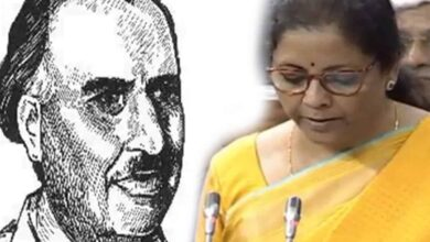 Photo of Who is Dina Nath 'Nadim' whose poem FM recites during Budget
