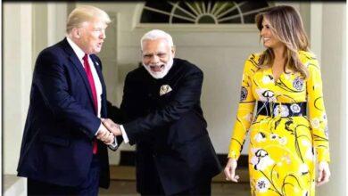 Photo of Modi not to accompany Trump, Melania to Taj Mahal