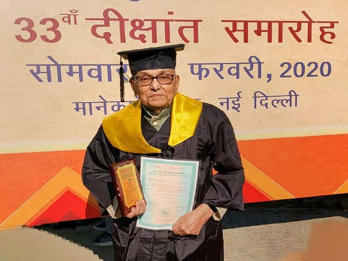 93-year-old CI Sivasubramanian