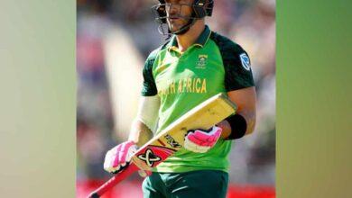 Photo of Faf du Plessis steps down as Proteas' Test, T20I skipper