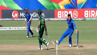 Photo of Doing 'Mankad' was not in spirit of game: Afghan skipper Farhan