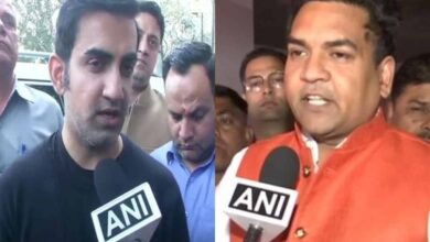 Photo of Gautam Gambhir calls for strict action against Kapil Mishra