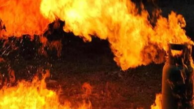 Photo of Gas cylinder bursts, injures six persons