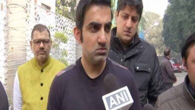 "Photo of ""Your silence is deafening"": Gambhir to Kejriwal"
