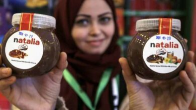 Photo of Gazans delight in home-produced chocolate goodies