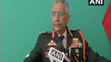 Photo of Army Chief General Naravane visits 16 Corps headquarters