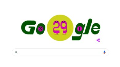 Photo of Leap Year: Google Doodle jumps to that extra day of 2020