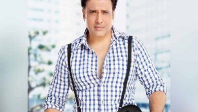 Photo of Govinda launches his YouTube channel