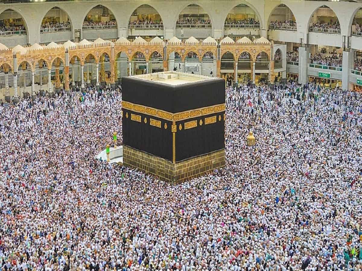 Hajj has been cancelled 40 times in history