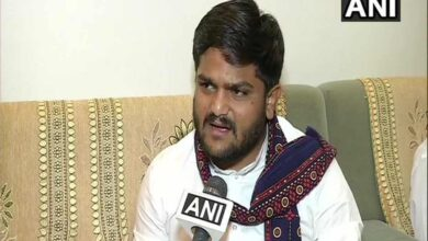 Photo of Hardik Patel missing since last 20 days, alleges wife