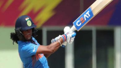 Photo of Women's T20 WC: SL wins toss, opt to bat first against India