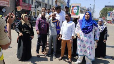 Photo of CAA: Yet another flash protest in Hyd,activists detained