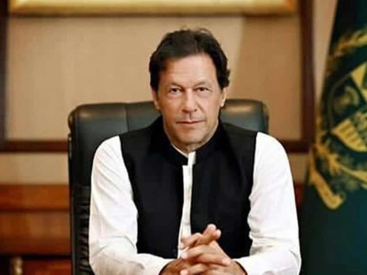 Pak PM Imran Khan tests for COVID-19: report
