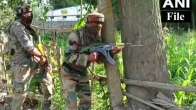 Photo of Four militants killed in encounter in Anantnag