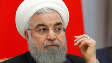Photo of Iranians must have 'right to choose' at polls: Rouhani