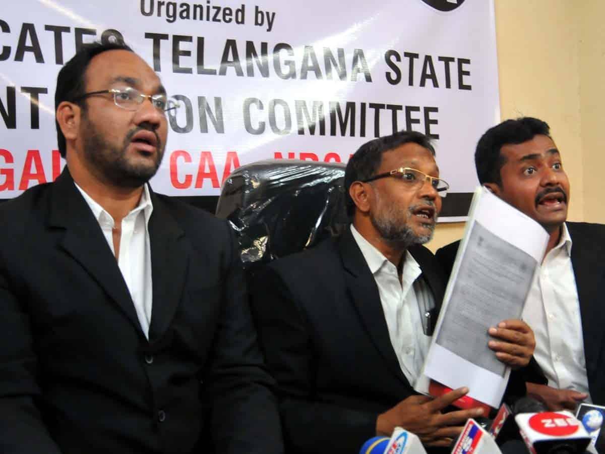 """False"" Aadhar: UIDAI sends notices to public in Hyd"