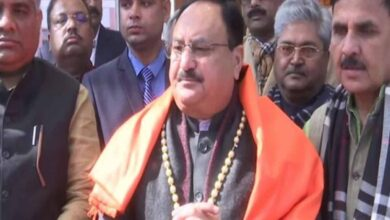 Photo of Nadda appoints BJP state chiefs in MP, Kerala, Sikkim
