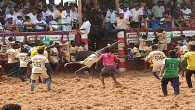 Photo of 1 dead, 15 injured during Jallikattu event in Coimbatore