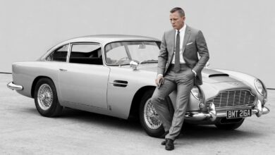 Daniel Craig not 'allowed' to drive iconic James Bond car