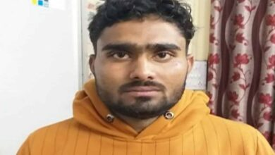 Photo of Man who sold firearm to Jamia shooter held