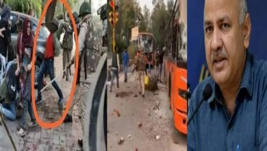 Photo of Jamia violence: Delhi Police gives clean chit to Sisodia