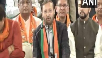 Photo of Kejriwal is a terrorist, there's enough proof: Javadekar