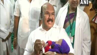Photo of Gold rings to newborns on Jayalalithaa's birth anniversary in TN
